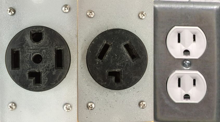 outlets dryer